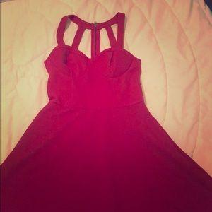Material Girl Flare dress